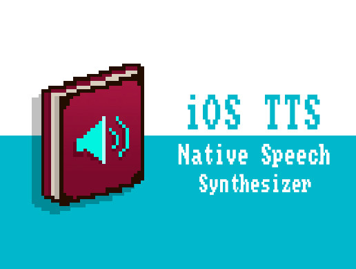 iOS TTS (Native Speech Synthesizer) - Asset Store