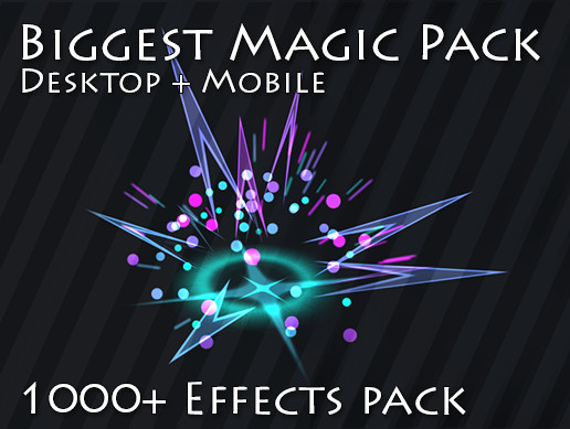 1000+ Effects pack