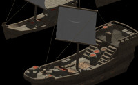 Medieval Trade Ships