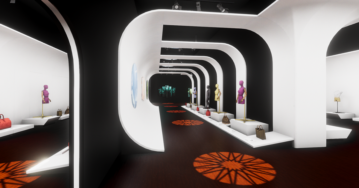 Art gallery Vol.8 - modern showroom by Mixaill