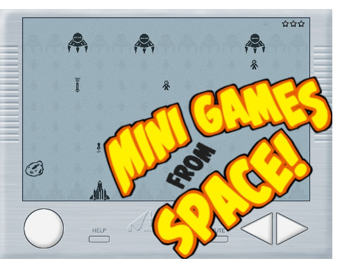 Mini-Games from Space!