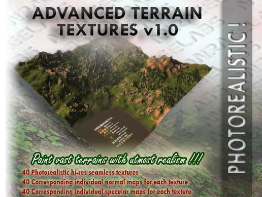 Advanced Terrain Textures 1.0f