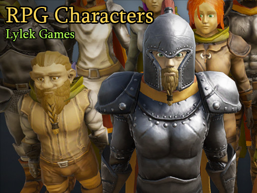 RPG Character Creation Pack