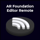 AR Foundation Editor Remote