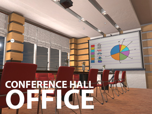 Conference hall - office