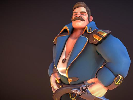 Seafarer : The Captain