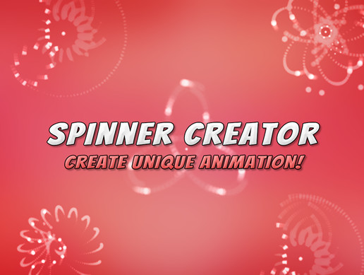 Loading Spinner Creator