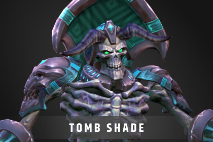 Stylized Fantasy Tomb Shade