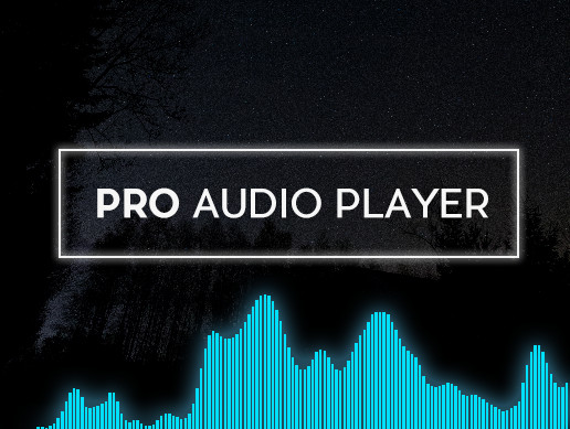 Pro Audio Player