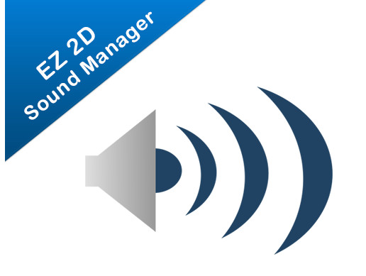 EZ 2D Sound Manager
