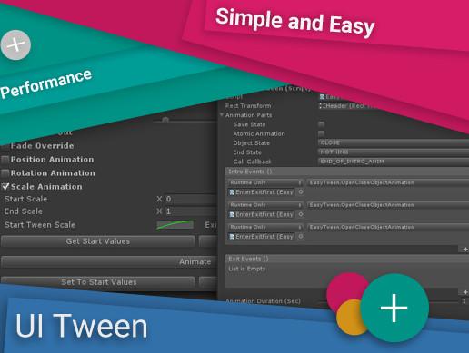 UI Tween - Asset Store