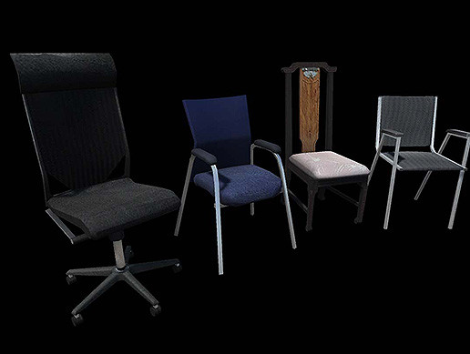 Chair collection #2