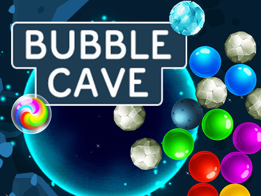 Bubble Cave - Game Template