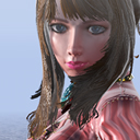 Annette Dill - Female Battle Character -