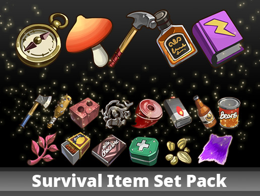 Survival Item Set Pack