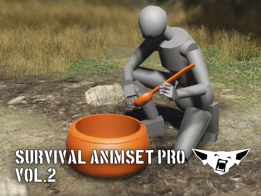 Survival Animset Pro vol.2