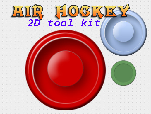 Air Hockey 2D Tool Kit