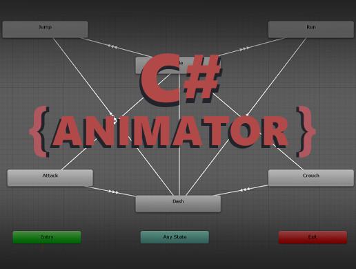C# Animator