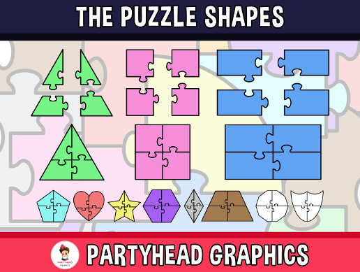 The Puzzle Shapes