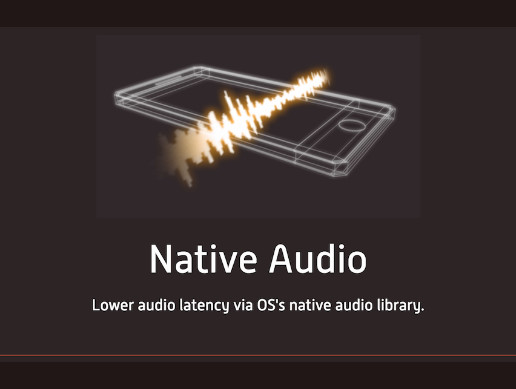 Native Audio