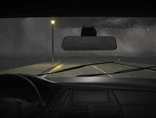 Car Window Rain - Asset Store