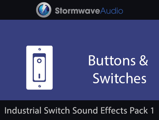 Industrial Switch Sound Effects Pack - Asset Store