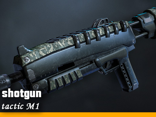 Shotgun tactic M1