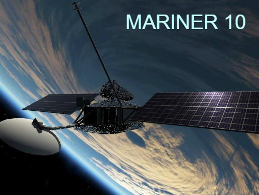 mariner 10 space probe - 516×389
