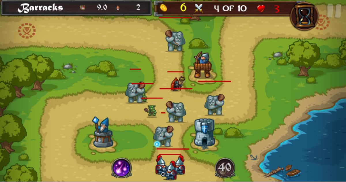 Tower Defense 2D