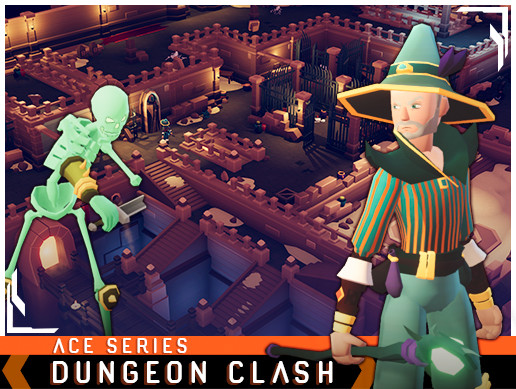 Dungeon Clash Ace Series