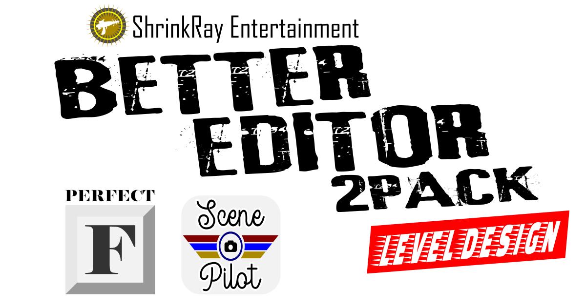 Better Editor 2 Pack