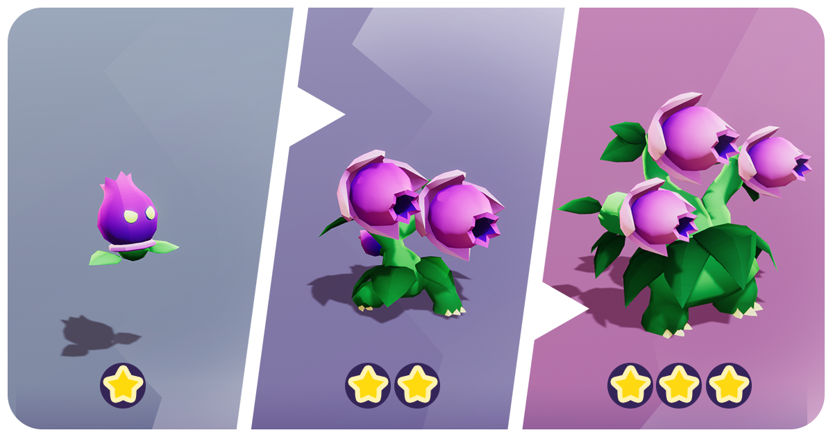 Bud Bloom Blossom Evolution Pack Cute Series