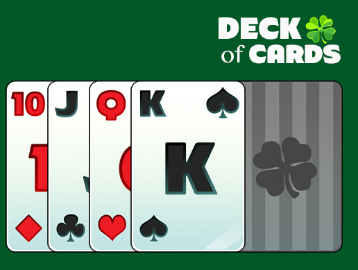 Deck of Cards - Art Assets