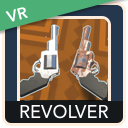 Revolver Kit VR - No code needed!