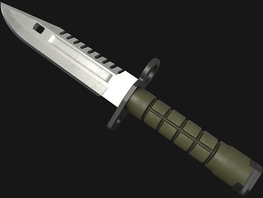 HQ PBR M9 Bayonet Knife
