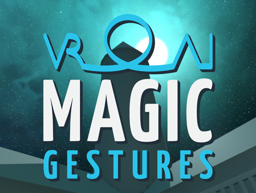 VR Magic Gestures AI