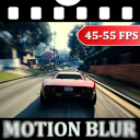 Fast Mobile Camera Motion Blur