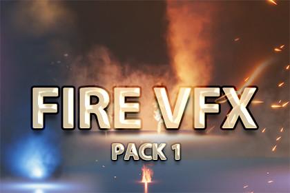 Fire VFX pack1