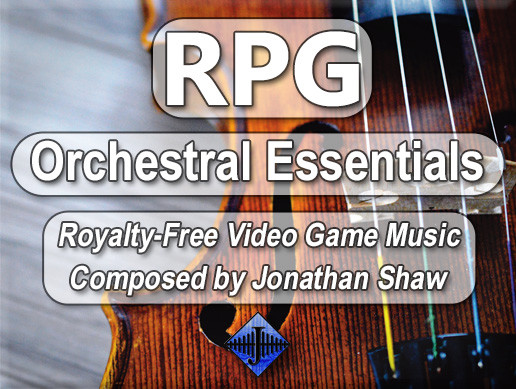 RPG Orchestral Essentials (Free Sample Pack)