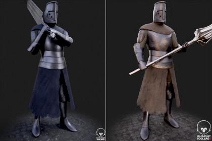 Fantasy Templars