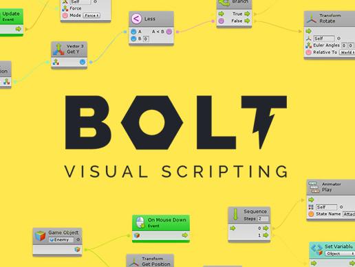 پلاگین یونیتی Bolt 1.4.2