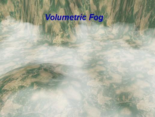 Volumetric Fog