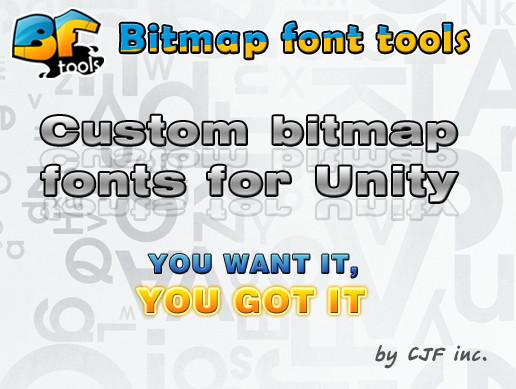 Bitmap Font Tools