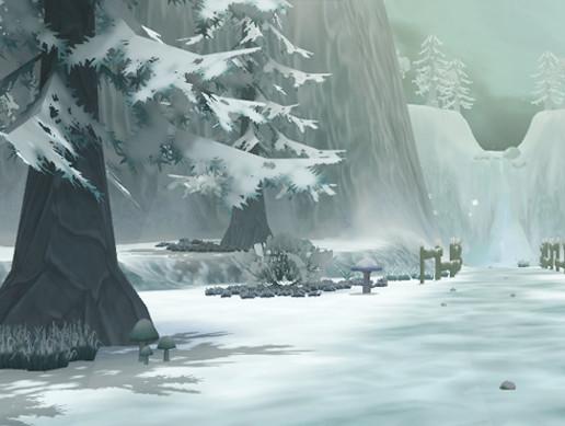 Winter Wonderland, Forest