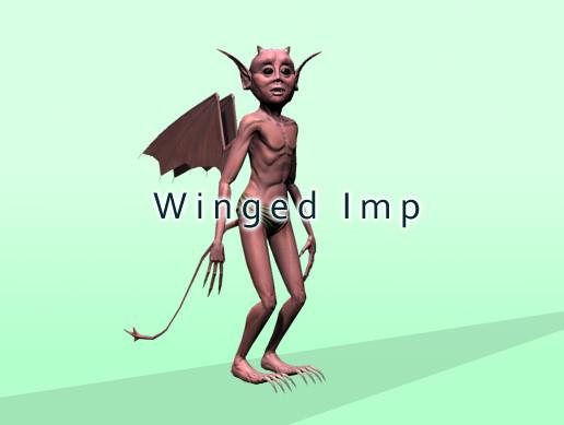 Winged Imp