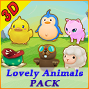 Lovely Animals PACK