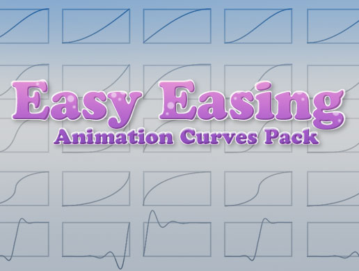 Easy Easing Animation Curves Pack