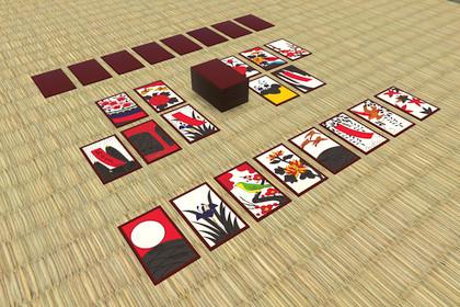 Hanafuda - Japanese playing cards