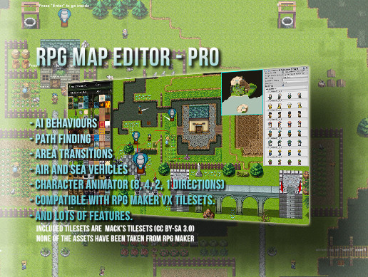 RPG Map Editor - Asset Store
