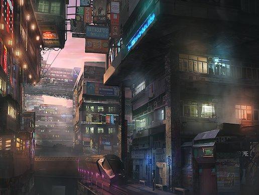 Craft of Cyberpunk